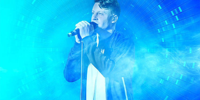 Musician Macklemore is going on tour.
