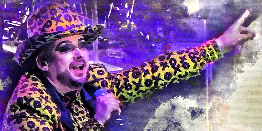 Boy George 2018 Concert Tour