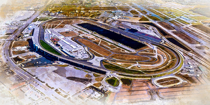 Your Guide To Visiting The Daytona International Speedway