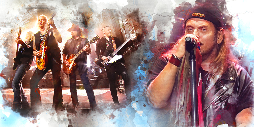 Lynyrd Skynyrd Extends 2018 Farewell Concert Tour
