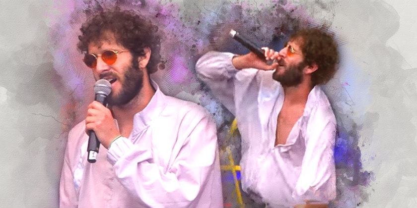 Lil Dicky 2018 Concert Tour