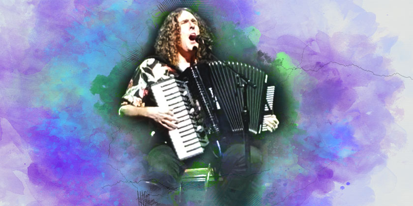 Weird Al Yankovic Strings Attached 2019 Concert Tour