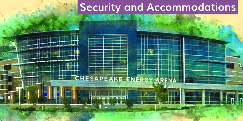 Chesapeake Energy Arena Venue Guide