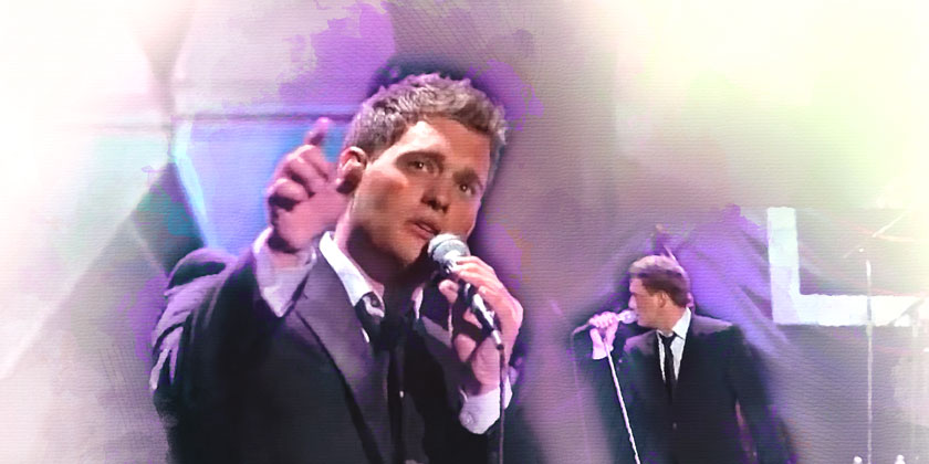 Michael Buble 2019 Concert Tour