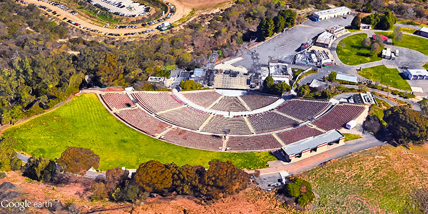 FivePoint Amphitheater replaces Irving Meadows.