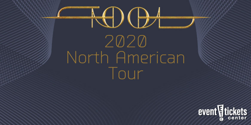 Tool Announce 2019 North American Tour