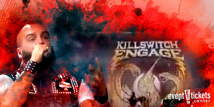 Killswitch Engage and August Burns Red 2020