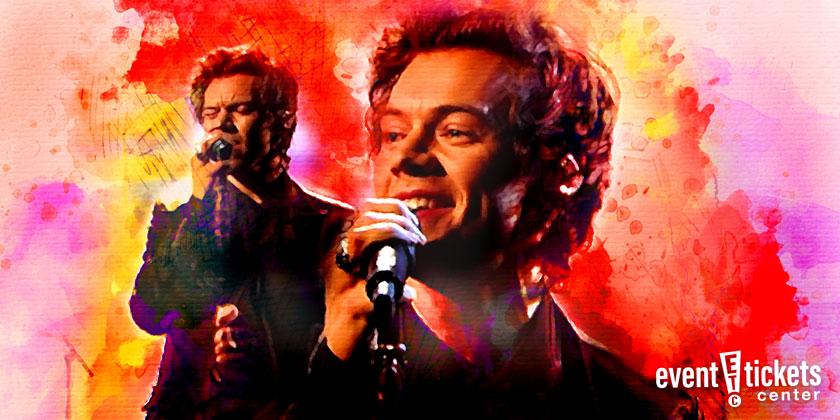 Harry Styles Tour 2020.Harry Styles Announces 2020 Tour In Support Of New Album