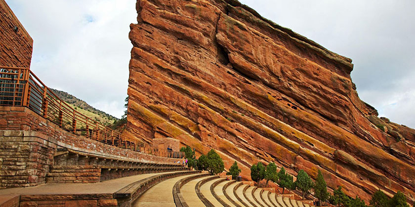 Popular amphitheaters.
