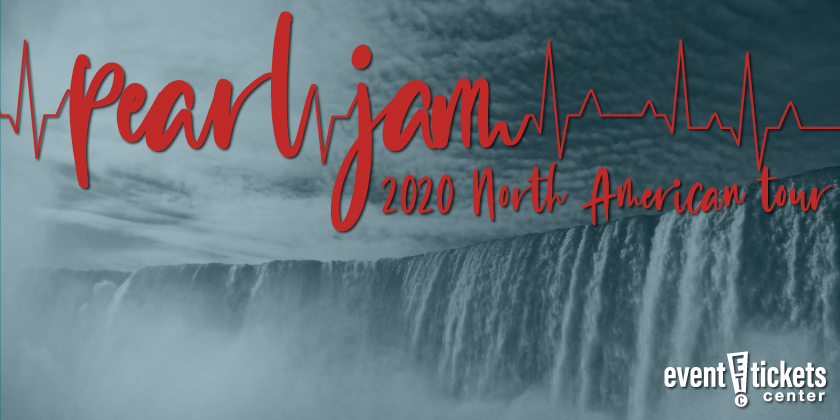 Pearl Jam 2020 Gigaton Tour