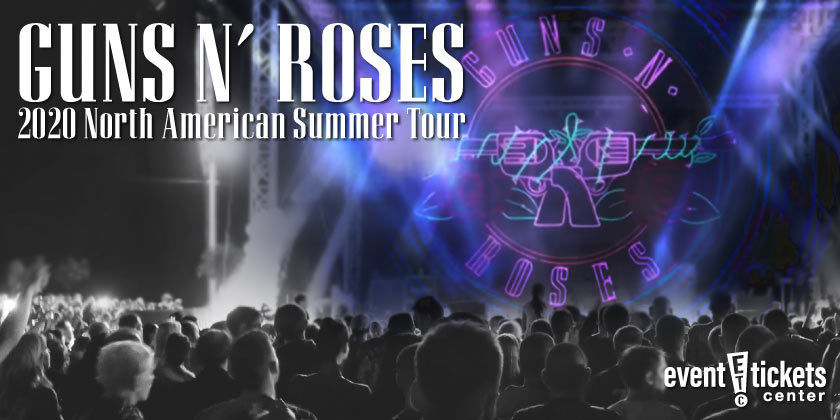 Guns N' Roses North American Tour 2020