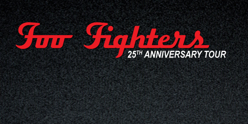 Foo Fighters Van Tour 2020