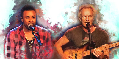 shaggy and sting 2018 concert tour
