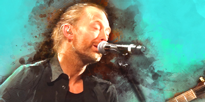 Thom Yorke 2018 Solo Concert Tour