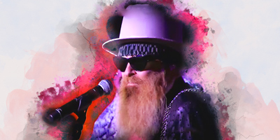Billy Gibbons 2018 Concert Tour