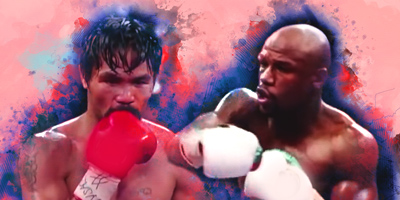 Mayweather vs Pacquiao 2018