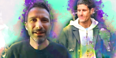 Beastie Boys Book Tour With Mike D And Ad-Rock
