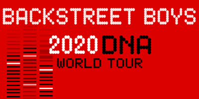 Backstreet Boys DNA World Tour 2020