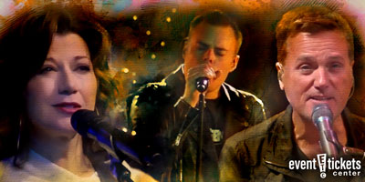 Amy Grant, Michael W. Smith, and Marc Martel 2019