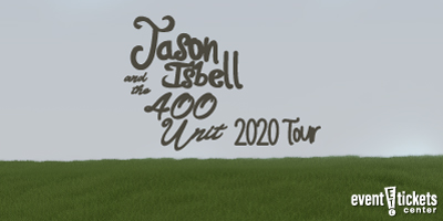 Jason Isbell & the 400 Unit Tour 2020